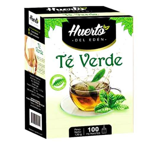 Huerto eden green tea 2