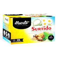 Huerto eden assorted tea