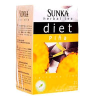 Sunka dietary tea pineapple