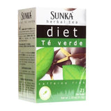 Sunka green tea diet