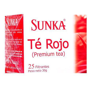 sunka red tea
