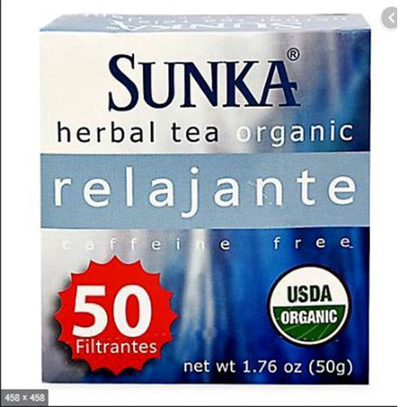 Sunka organic relaxing tea 6