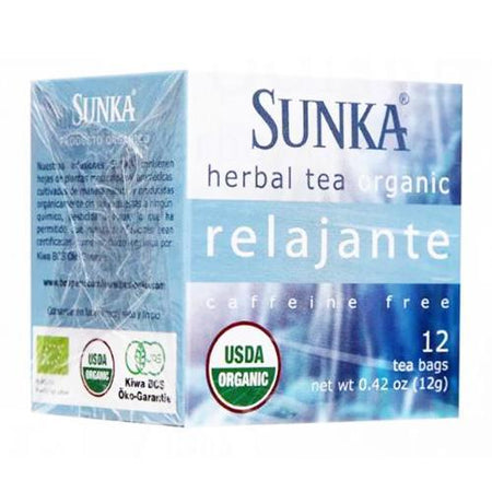 Sunka organic relaxing tea