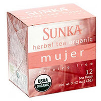 Sunka herbal tea women