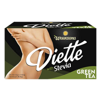 wawasana green tea dietary