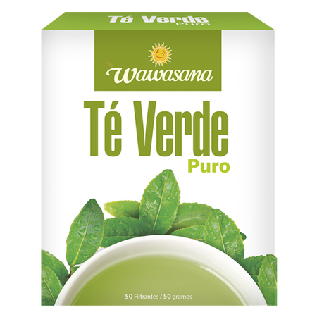 wawasana pure green tea 3