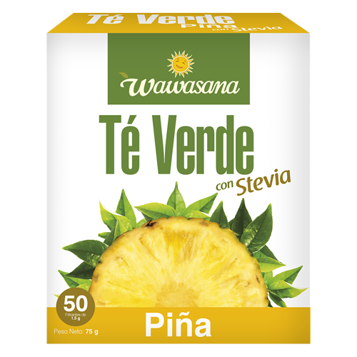 wawasana green tea pineapple 2