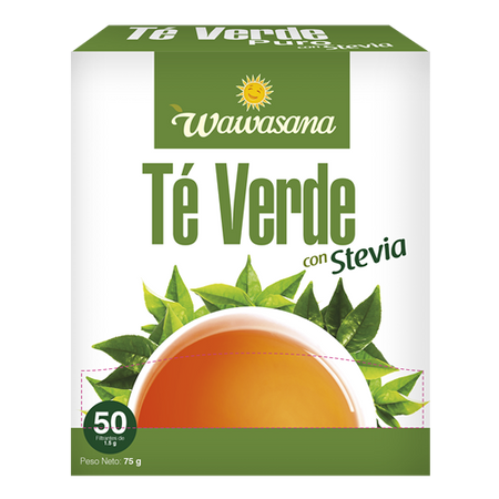 wawasana green tea stevia