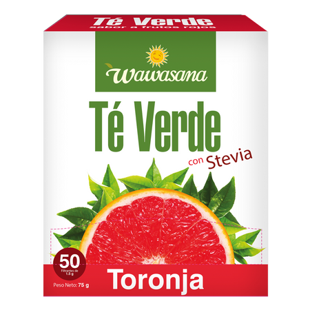 wawasana green tea grapefruit
