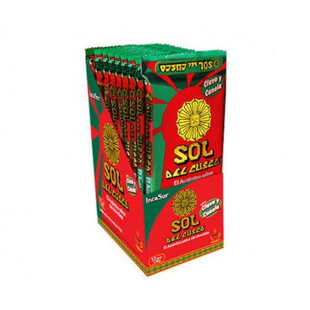 Cup chocolate Sol de Cuzco - box 12 und