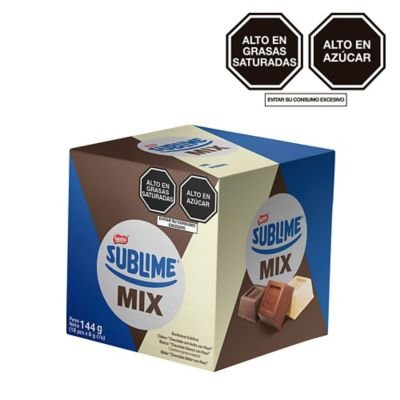 Sublime bombones mix - box 18 und