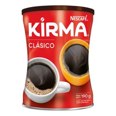 Instant Coffee Kirma - can 190 grs