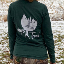 Load image into Gallery viewer, dogsRtreed Long Sleeve Tee -Unisex Style