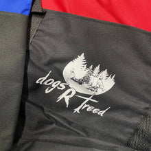 Load image into Gallery viewer, dogsRtreed LOGO BAG - HEAVY DUTY ZIPPERED POLY CANVAS