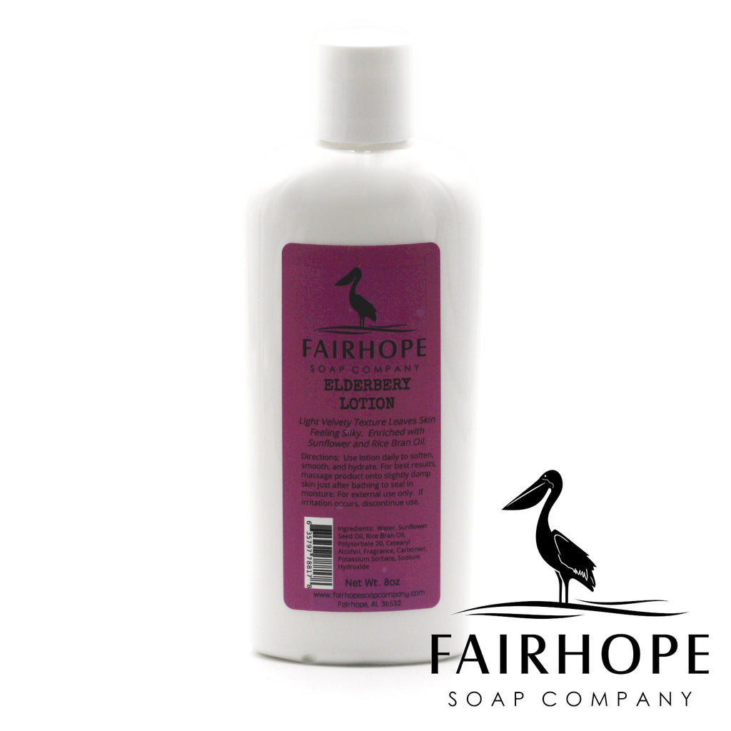 Elderberry Lotion