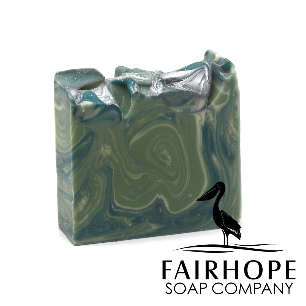 Evergreen Forest Shea & Cocoa Butter Soap