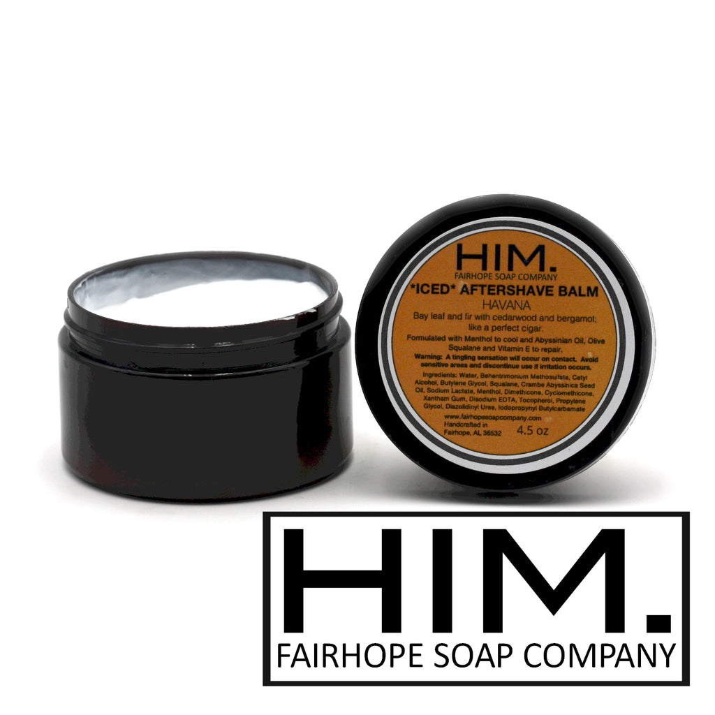 Havana *Iced* Aftershave Balm