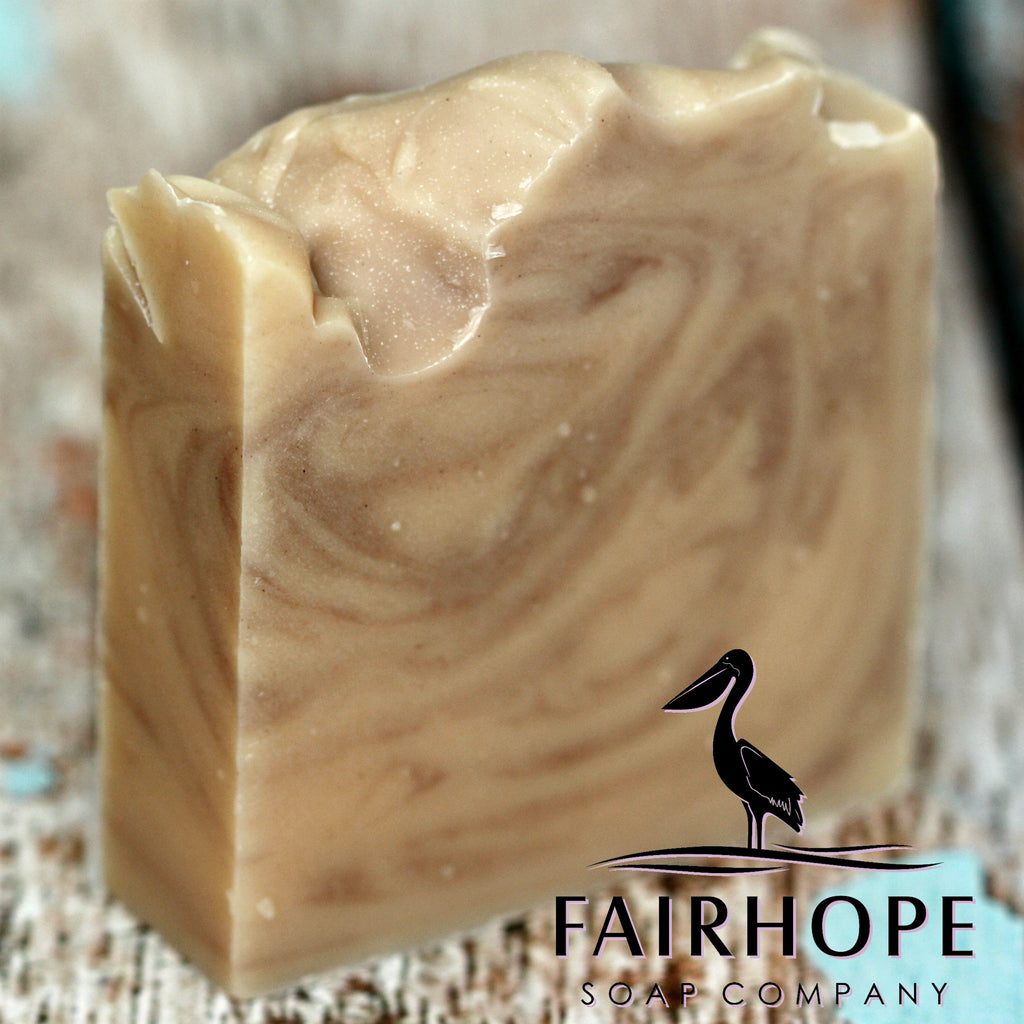 Lavender Citrus Milk Soap