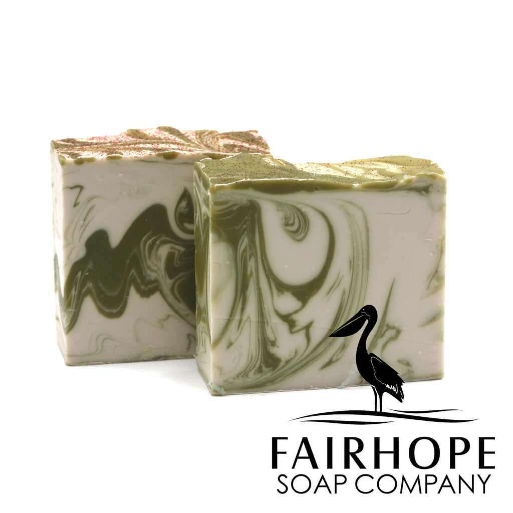 Mistletoe Shea & Cocoa Butter Soap