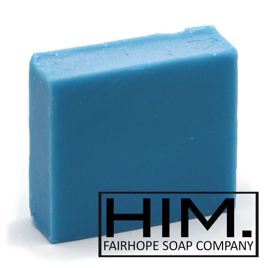 Seattle HIM. Bar Soap