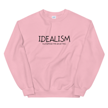 Load image into Gallery viewer, Idealism - Unisex Sweatshirt