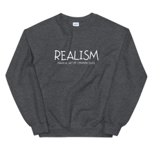 Load image into Gallery viewer, Realism - Unisex Sweatshirt