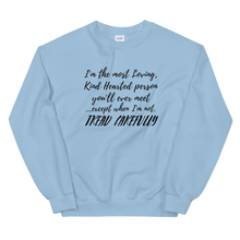 Load image into Gallery viewer, Tread Carefully - Unisex Sweatshirt