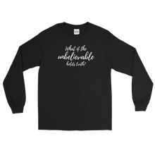 Load image into Gallery viewer, Unbelievable Truth - Long Sleeve T-Shirt