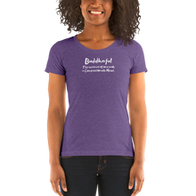 Load image into Gallery viewer, Buddhaful - Ladies' short sleeve t-shirt
