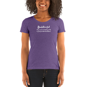 Buddhaful - Ladies' short sleeve t-shirt