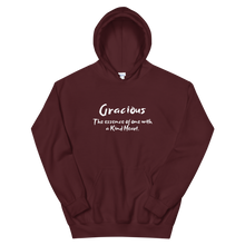 Load image into Gallery viewer, Gracious - Unisex Hoodie