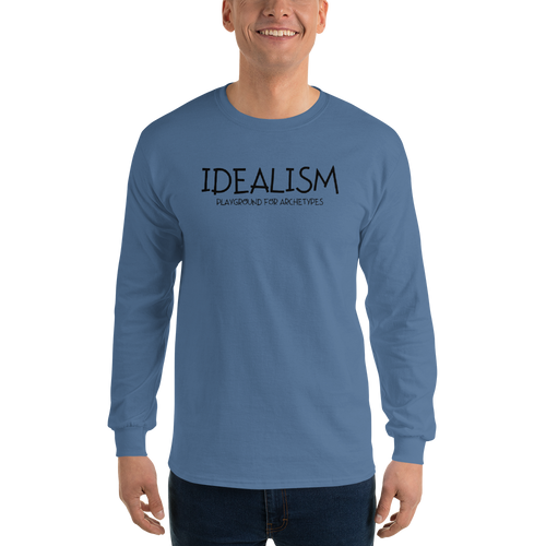 Idealism - Long Sleeve T-Shirt