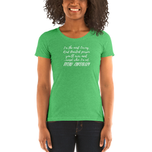 Load image into Gallery viewer, Tread Carefully - Ladies' short sleeve t-shirt