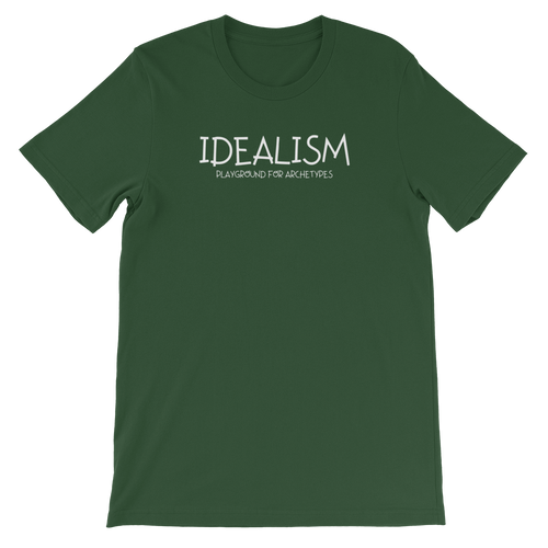 Idealism - Short-Sleeve Unisex T-Shirt