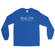 Load image into Gallery viewer, Realism - Long Sleeve T-Shirt