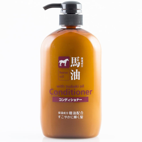 KUMANO Horse Oil Conditioner 600ml