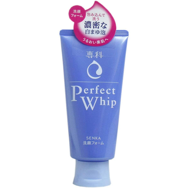 SHISEIDO Senka Perfect Whip Cleansing Foam 120g