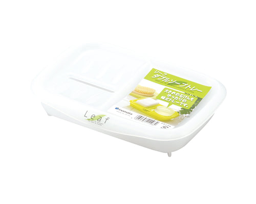 INOMATA Double Soap Tray