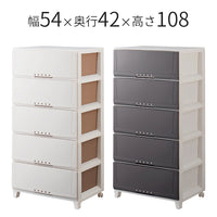TENMA PROfix 5405 Room Case with 5 Drawers
