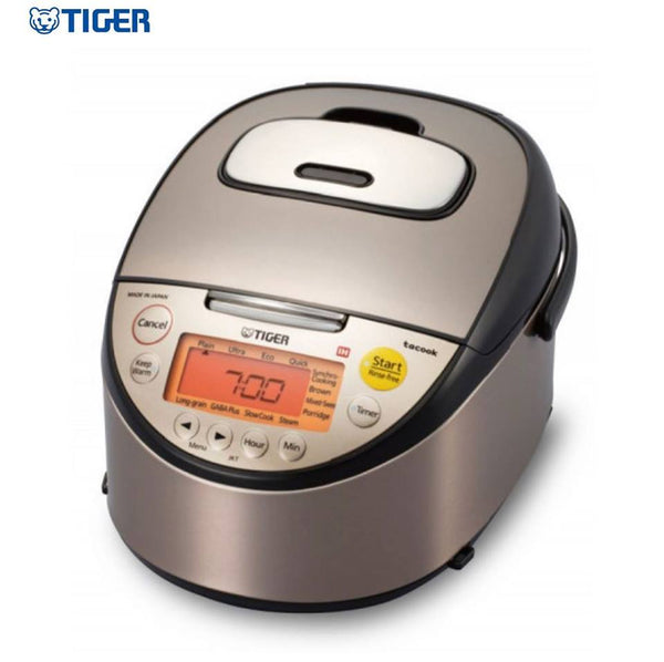 Tiger JKT-S10/18A 6/10 Cup Induction Heating Rice Cooker - Made in Japan