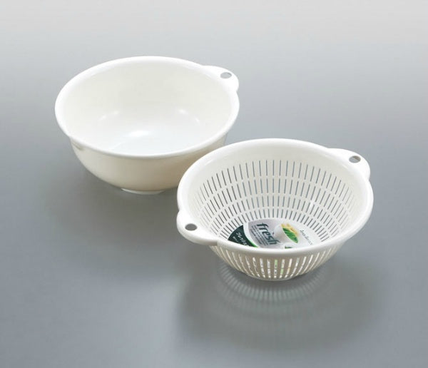 SANADA Basket and Bowl Set 18cm