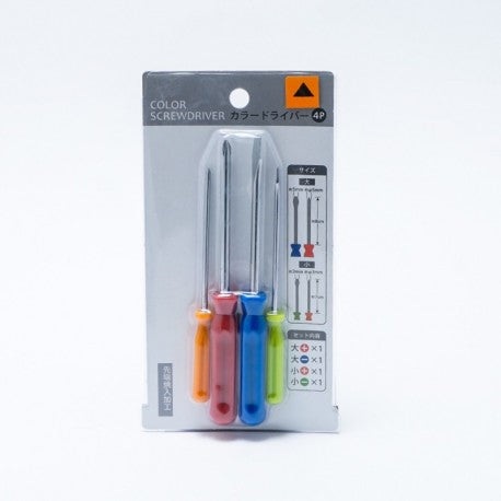 ECHO Colorful Screwdriver 4pcs