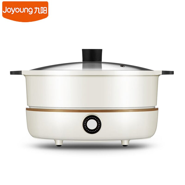 Joyoung Electrical Divided Hotpot with Induction Cooker C21-CL01