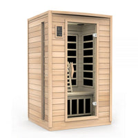 Kylin Luxury Carbon Fibre Heating Far Infrared Sauna 2 Person Delivery