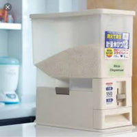 Asvel JAPAN Rice Dispensor / Container / 6 KG / 12KG