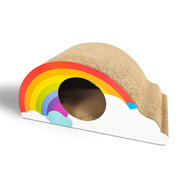 ZODIAC® RAINBOW CAT SCRATCHER