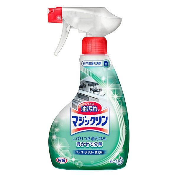 KAO Magiclean Kitchen Cleaner