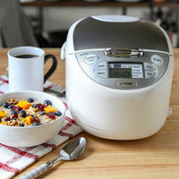 Tiger JAX-S10A/18A Multi-function Ricecooker - Made in Japan