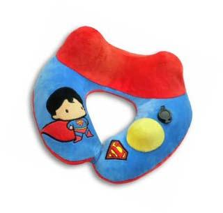 CUSCINO VIAGGIO SUPERMAN