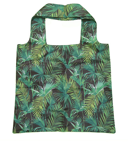 Borsa shopping Feelpop Jungle Black